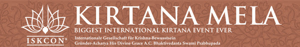 Kirtan Mela Germany 2016